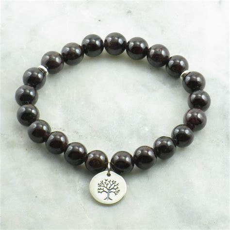 mala bead bracelet vriksa mala bracelet 21 mala bracelet