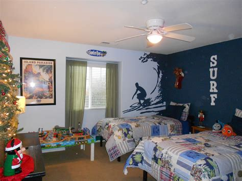 Surfer Room by Rock Point Manor House Tour
