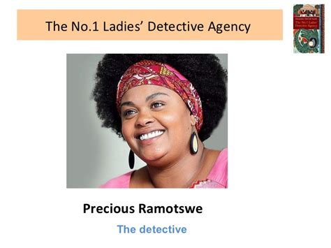 The no1 ladies' detective agency free online episodes