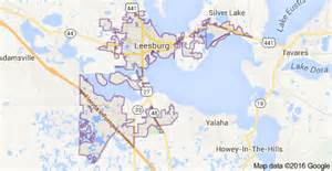 map leesburg florida city of leesburg fl