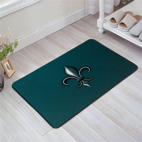 Fleur De Lis Doormat by Charmhome Fleur De Lis Doormat Entrance Rug Door Mat