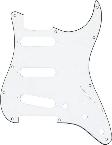 jazz bass pickguard template fender pickguard stratocaster white 3 ply vintage
