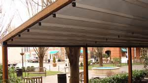 Retractable Pergola Awnings by Gennius Awning A Waterproof Retractable Patio Awning