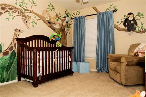 How To Decorate A Nursery Decorate Baby Nursery With Baby Room Designs Designinyou