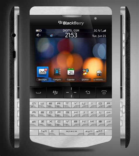 Handphone Blackberry Porsche blackberry porsche hadir di indonesia harga 18jt darma