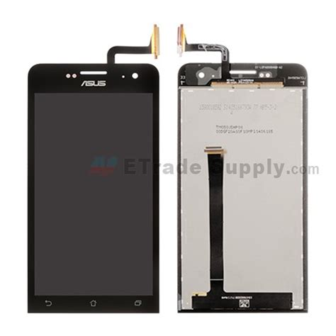 Lcd Asus Zenfone 6a600cgts Hitam asus zenfone 5 a500cg lcd screen and digitizer assembly etrade supply