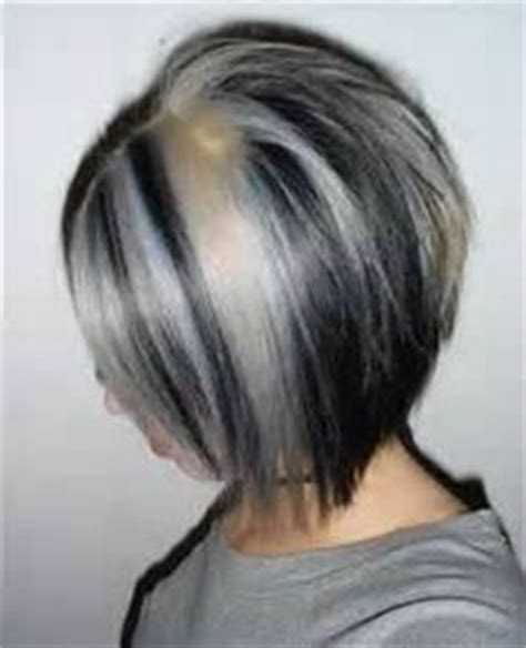 salt and pepper hair with highlights google search niceee lovee hair pinterest