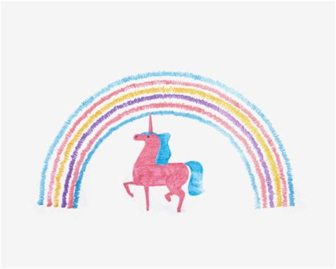 trippy unicorn   Tumblr