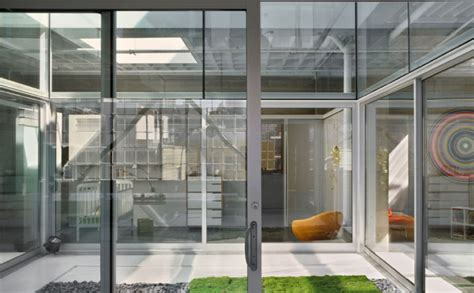 etienne fougeron 10 modern homes with interior courtyards gardens decor