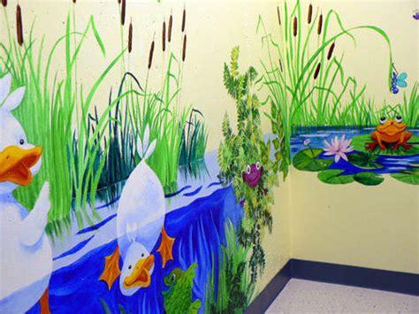 preschool wall murals day care wall mural pre school wall paintings