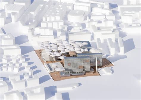 Building Design Plan gallery of bocconi urban campus oma 13
