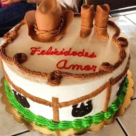 imagenes de tortas vaqueras pasteles vaqueros imagenes