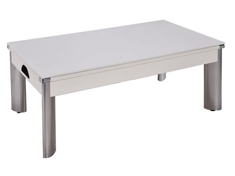 white pool table dining table fusion modern design pool dining table pool tables