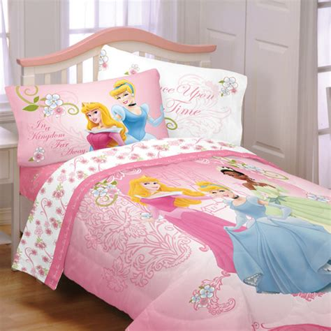 princess bed set disney princess your royal grace twin full comforter walmart com