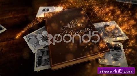 photo album after effects template free videohive photo book memories of travel 187 free after