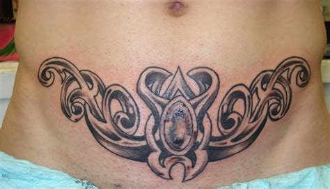 tattoos on waistline designs waist tattoos ideas and design