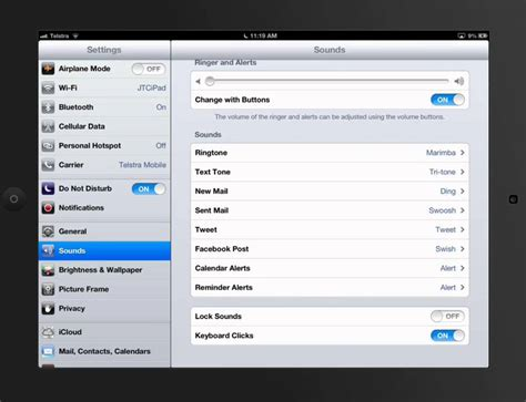 youtube tutorial ipad air ipad tutorial setting sound options youtube