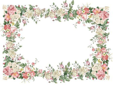 vintage floral frame backgrounds border frames ppt 25 best ideas about flower frame on pinterest diy