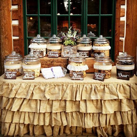 Best 25  Cookie Buffet ideas on Pinterest   Wedding food