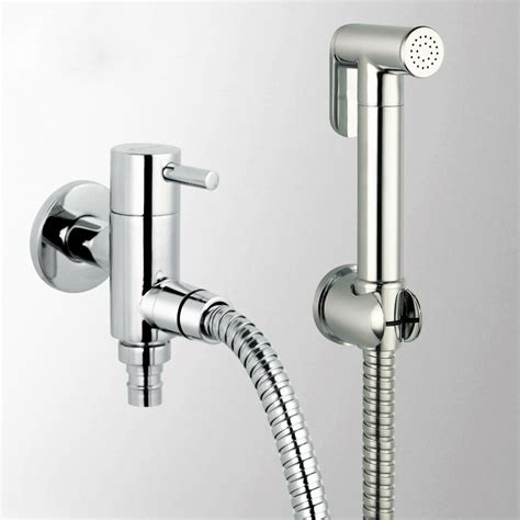 bathroom faucet with sprayer shower washing machine faucet toilet flusher brass bidet sprayer 60 quot hose ebay