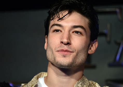 ezra miller beard ezra miller won t sign your marvel comic book and here s why