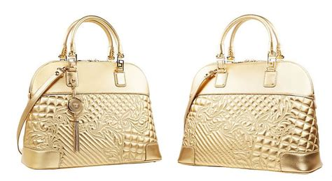 The Athena Bag by Why We Versace S Gold Bags Pursuitist