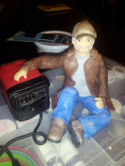 Welding Cake Sheilas Creations Pinterest Cakes And