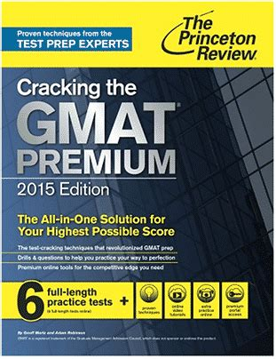 cracking the act premium edition with 8 practice tests 2018 the all in one solution for your highest possible score college test preparation books princeton review cracking the gmat premium edition
