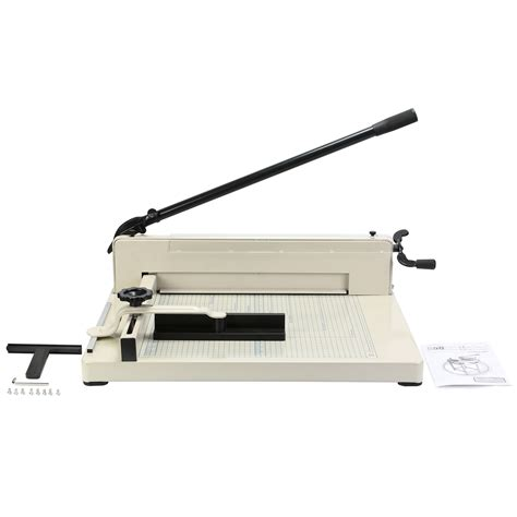 Paper Cutting A3 17 quot 43 2cm premium a3 to b7 size paper cutter guillotine trimmer 800 sheets ebay