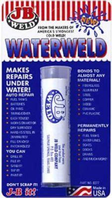 J B Weld 8277 Water Weld jb weld 8277 j b waterweld autoplicity