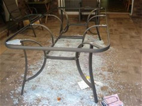 Patio Table Replacement Glass Near Me Hometalk Diy Rustic Patio Table Top