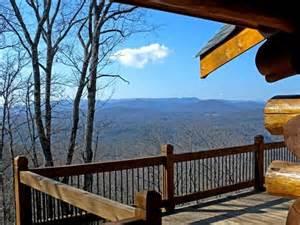 blue ridge vacation rentals cabin breathtaking views