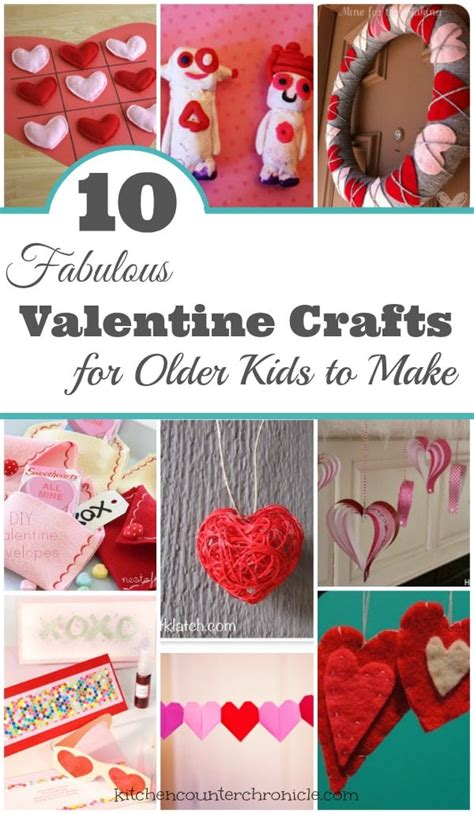 valentines for to make 10 fabulous crafts for to make