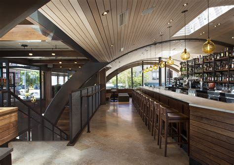 House Tavern by Barrel House Tavern 3 E Architect