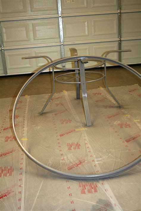 get glass cut for table top how to create a concrete table top for your patio table