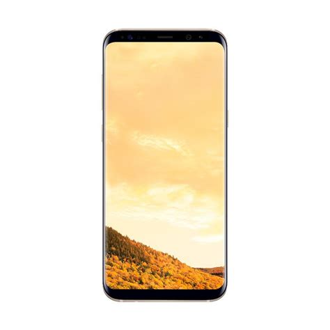 Samsung S8 Plus 64gb Mapple Gold Garansi 1 Tahun Bnib 1 jual redeem samsung galaxy s8 smartphone maple gold