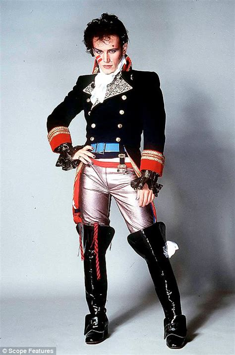 prince charming of suburbia adam ant s transition from