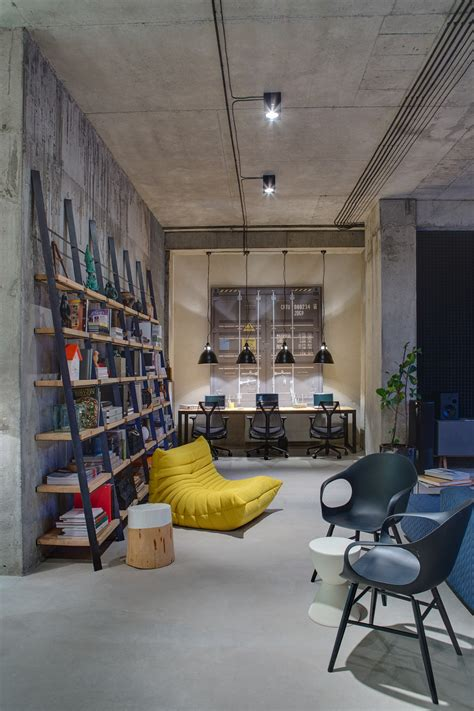 office loft a modern office space that looks like an urban loft