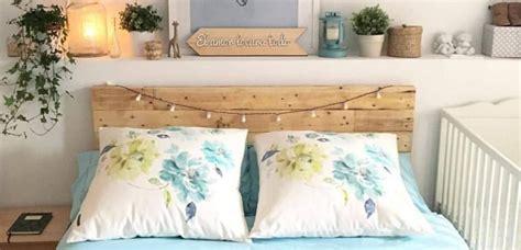 decora tu cama   original cabecero de palets