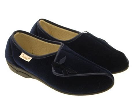 comfort woman keller dr keller diabetic orthopaedic comfort slippers shoes wide