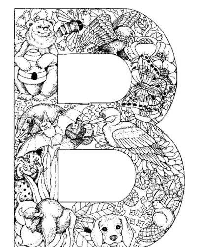 Daily Coloring Pages Letters | alphabet coloring pages munchkins and mayhem
