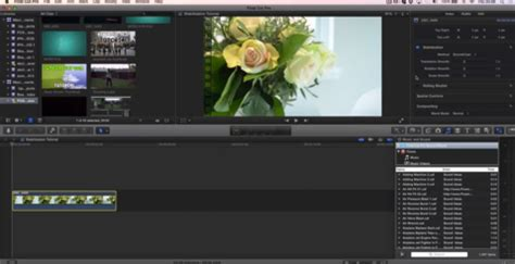final cut pro stabilization final cut pro x tutorials for beginners and experts