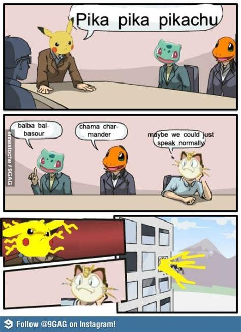 Hilarious Pokemon Memes - pokemon meeting funny meme funny memes and pics
