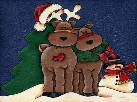 wallpaper christmas reindeer christmas computer wallpaper christmas reindeer computer