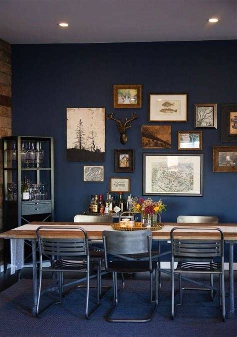Navy Blue Dining Room 35 Stunning Designs To Create The Ultimate Dining Room Easyday