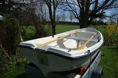 zeil roeiboot polyester 10 voets jol zeilboot roeiboot bijboot