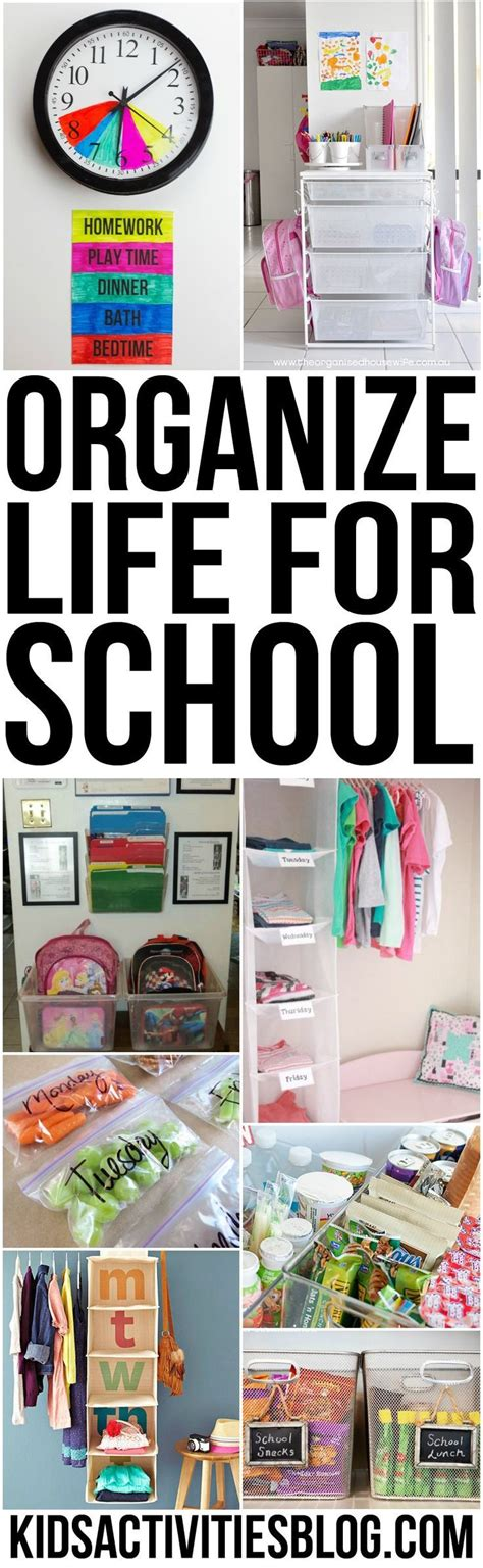 organization tips for school 16025 best growing creative kids images on pinterest