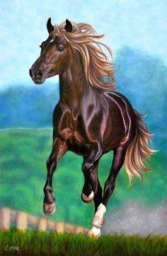 herbert alemi horses by the water gif анимация на телефон 1249596