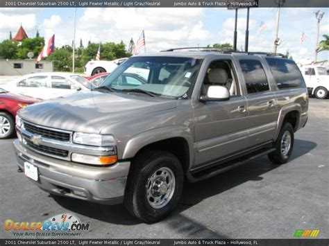 how to fix cars 2001 chevrolet suburban 2500 spare parts catalogs 2001 chevrolet suburban 2500 lt light pewter metallic light gray neutral photo 5 dealerrevs com