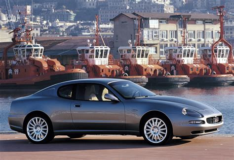 2002 Maserati Coupe Gt 2002 Maserati Coupe 4 2 V8 Gt Specifications Photo